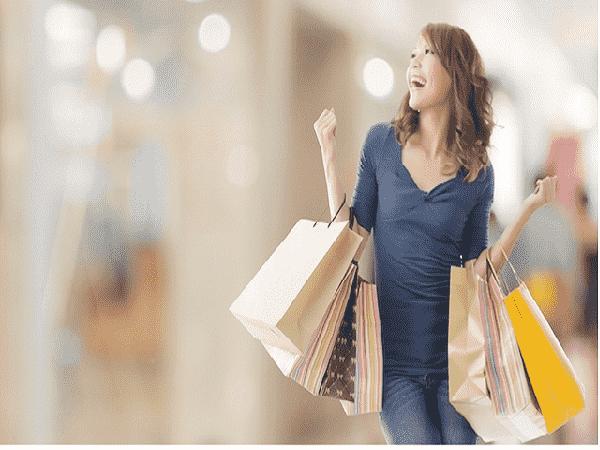 mơ thấy mình đi mua sắm