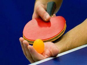 Cách cầm vợt bóng bàn chuẩn cho người mới chơi