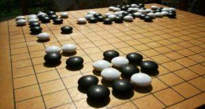 Cách chơi, luật chơi cờ vây