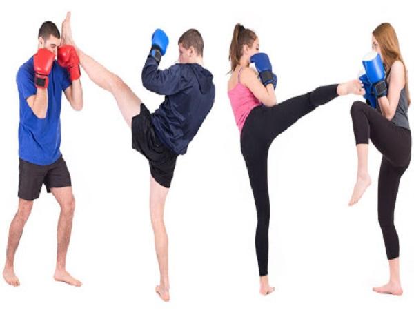 Kickboxing là gì? Những tác dụng của tập kickboxing?
