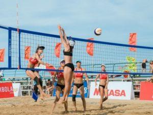 Luật bóng chuyền bãi biển cơ bản mà bạn nên biết?