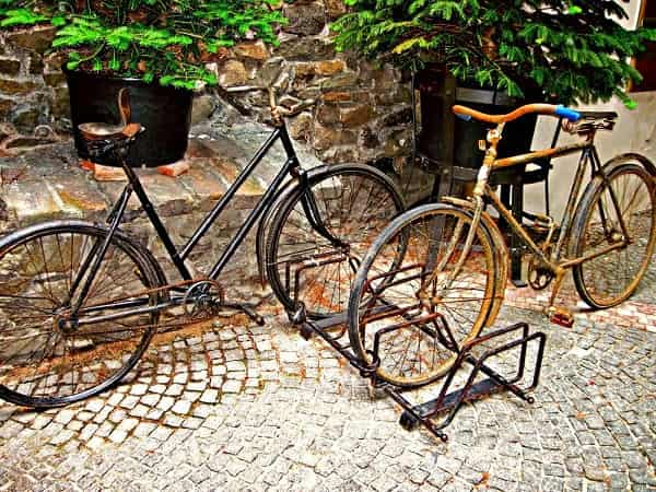 nằm mơ thấy xe đạp đánh con gì