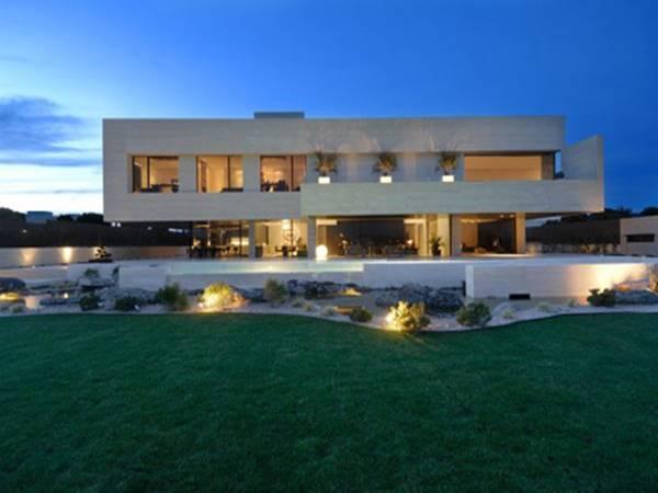 Nhà của Ronaldo - Những ngôi biệt thự xa hoa triệu đô của CR7