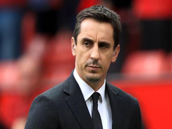 Tổng hợp bóng đá QT 19/6: Gary Neville công kích tuyển Anh thậm tệ
