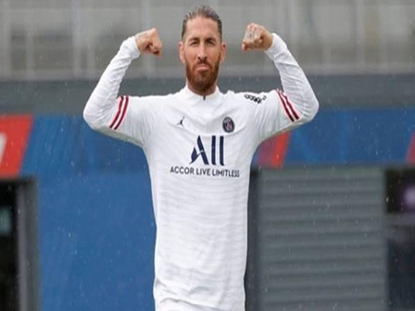 Bóng đá Quốc tế trưa 13/10: Ramos có thể ra mắt PSG tuần này